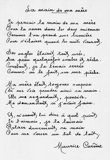 confiance en soi en poème